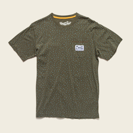 Pocket T-Shirt - Cheops Print