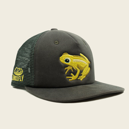 Howler Brothers x Indifly : Golden Frog Snapback