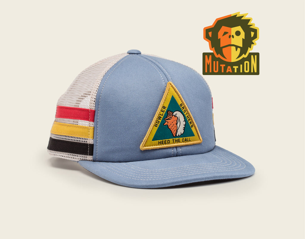 Conch Republic Snapback Hat