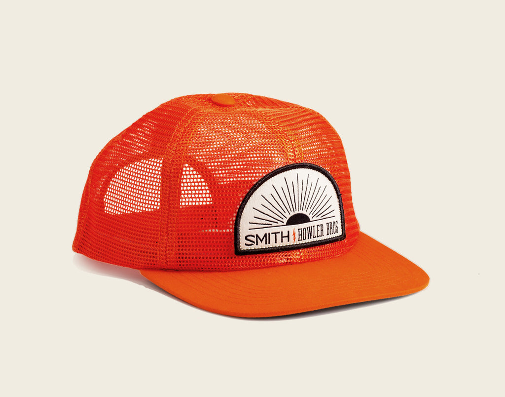 Smith x Howler Feed Store Snapback Hat