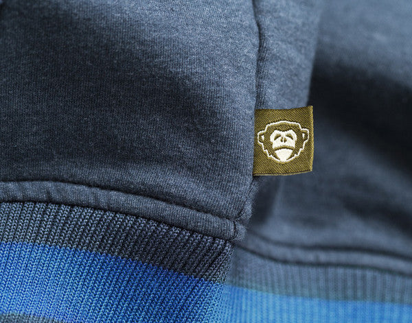 Peacemaker Hoodie - Thunder Blue