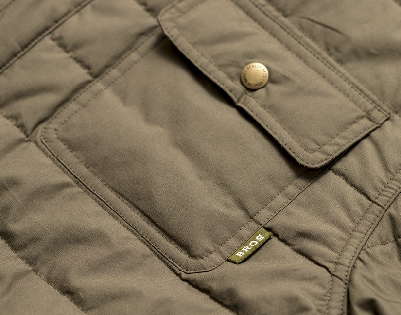 Esmont Quilted Jacket