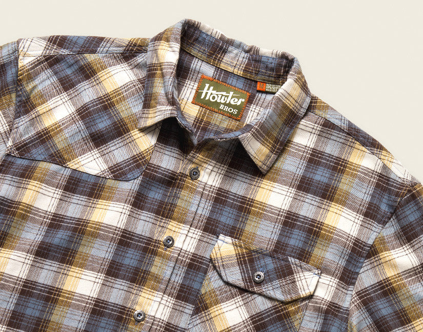 Harkers Flannel