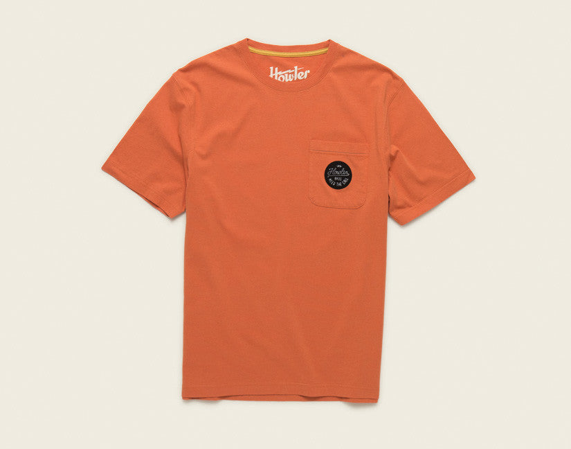 Script Pocket T-Shirt