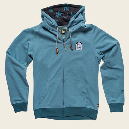 Peacemaker Hoodie - Current Blue