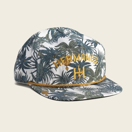 Hermanos Snapback- Tropical