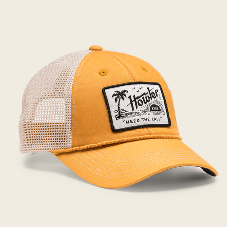Paradise Hat - Yellow