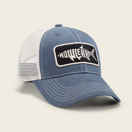Silver King Hat - Deep Blue