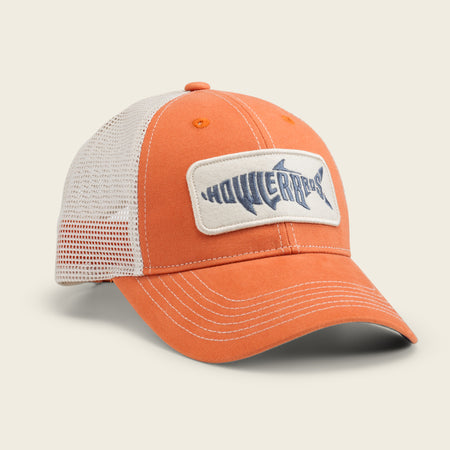 Silver King Hat - Tangerine