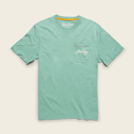 Howler Single Fin Pocket T
