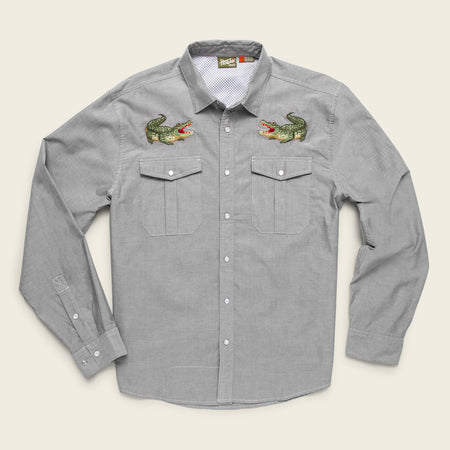 Gaucho Snapshirt - Big Gators