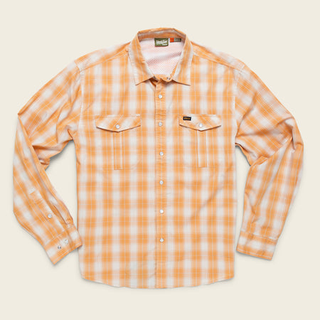 Gaucho Snapshirt - Neches Plaid