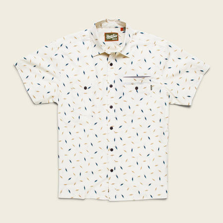 Aransas Shirt - Voltage Print