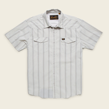 H Bar B Tech Shirt - Stripe