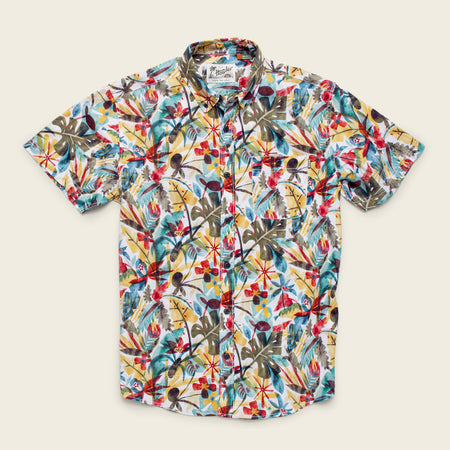 Mansfield Shirt - Cloud Forest