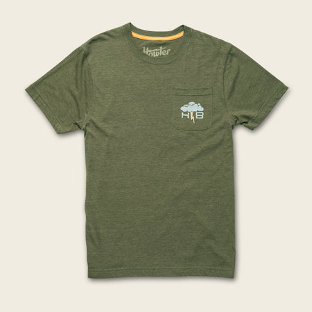 Dark and Stormy Pocket T