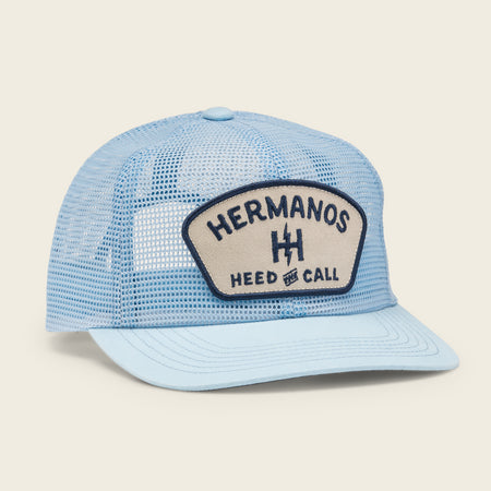 Feedstore Snapback - Light Blue Mesh c3c09f114485