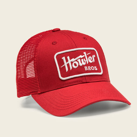 563df903c64 Howler Electric Hat - Red  30.00