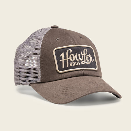 Howler Classic Hat - Charcoal Grey
