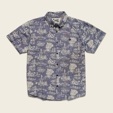 Mansfield Shirt - Outpost Print