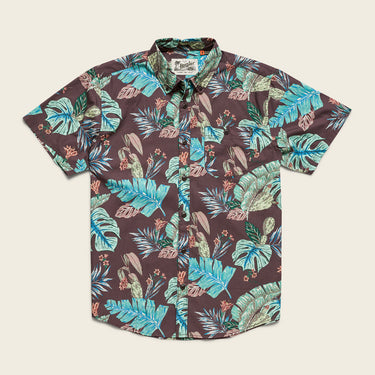 Mansfield Shirt - Third Coast Print