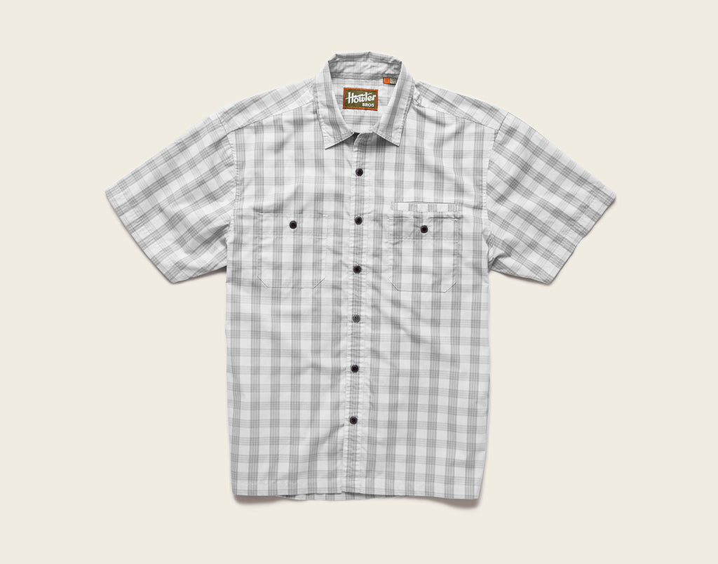 Aransas Shirt - Palaka Plaid