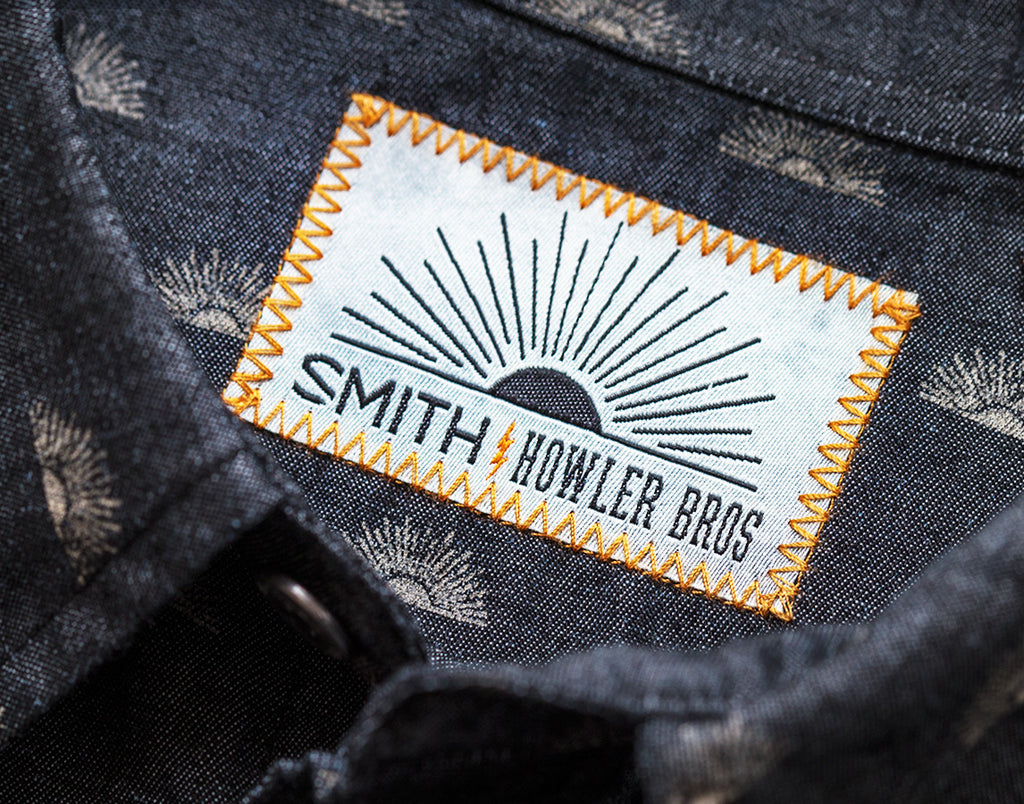 Smith x Howler San Gabriel - Deep Black