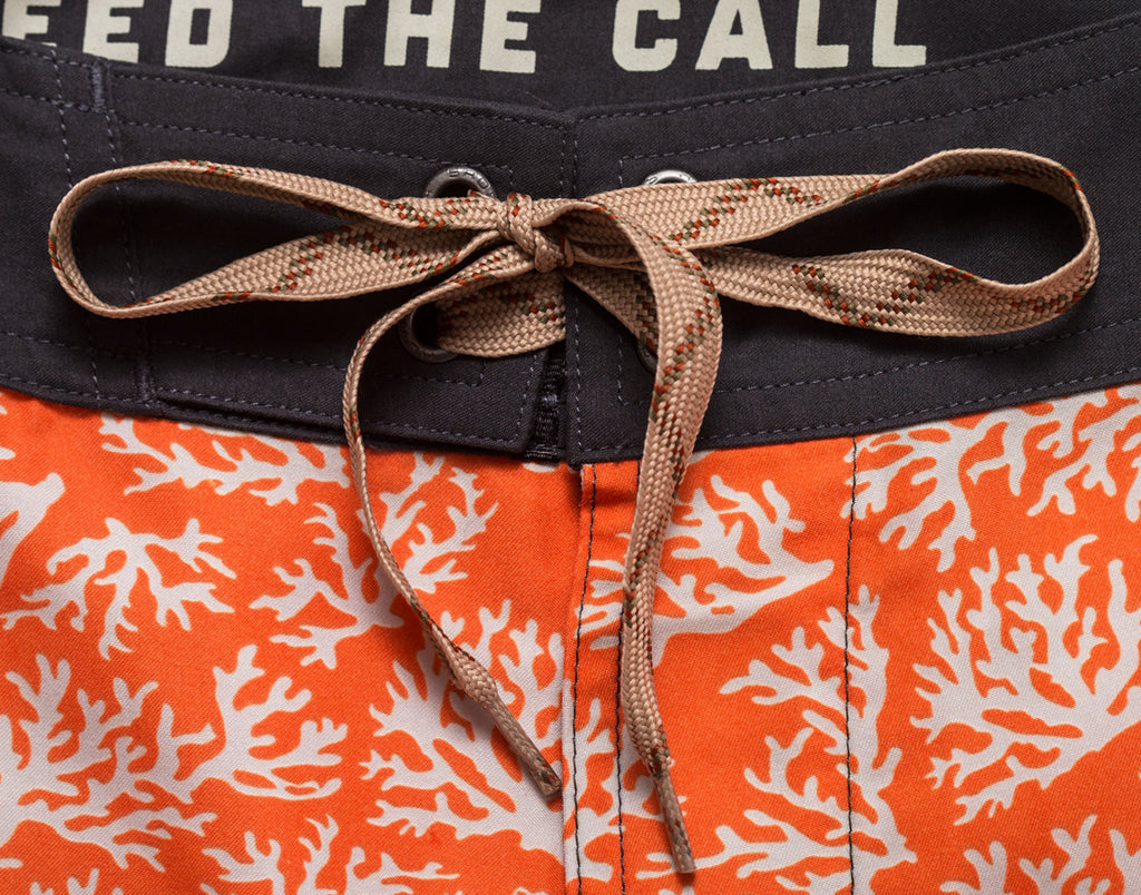 Bruja Boardshorts - Reefer Stripe