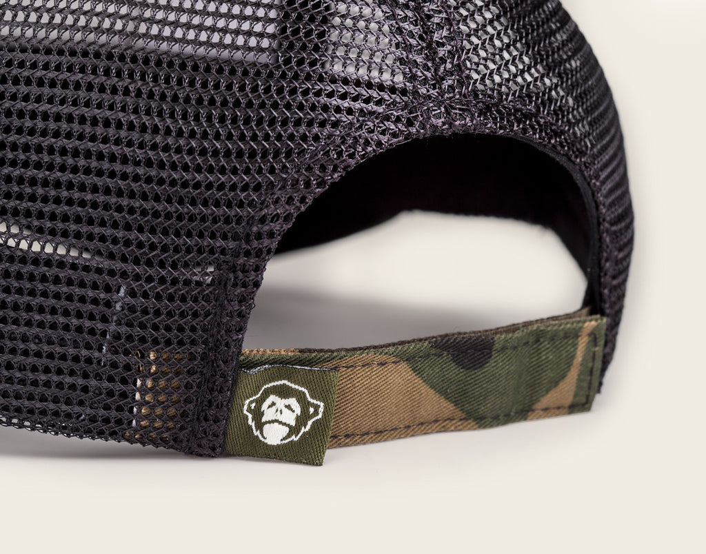 Howler Electric Mesh-Back Hat - Camo