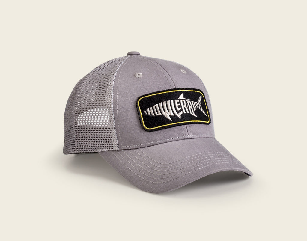 Silver King Mesh-Back Hat - Grey