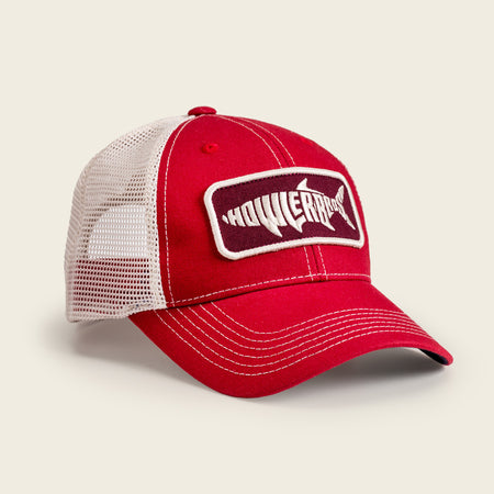 Silver King Mesh-Back Hat - Red