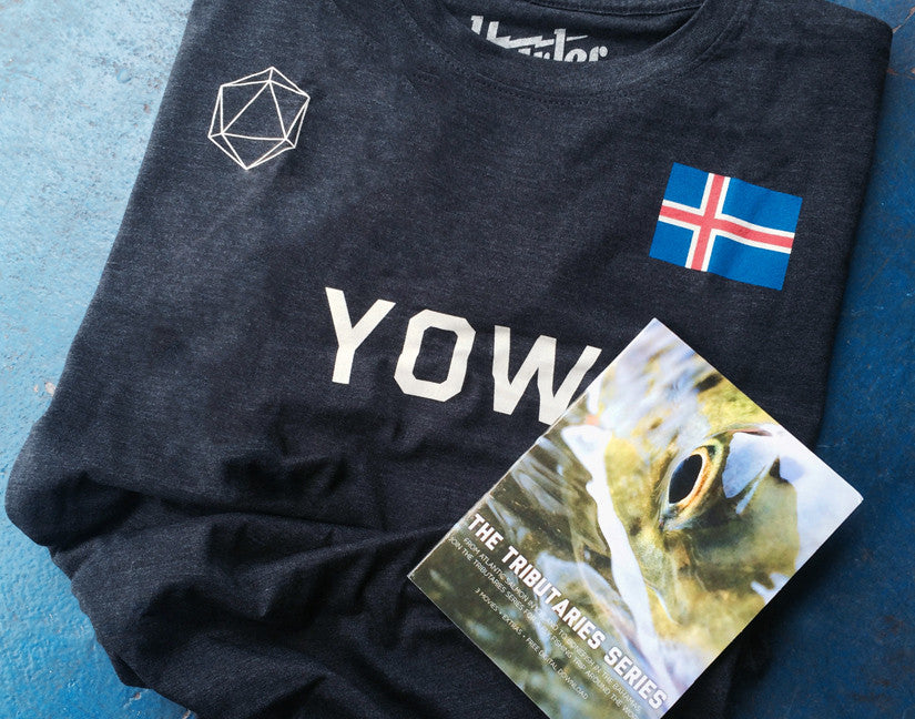 YOW T-Shirt & The Tributaries Series DVD