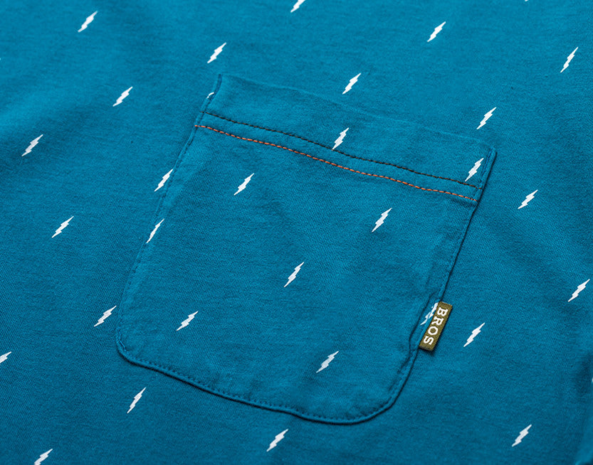 Lightning Bolt Pocket T-Shirt
