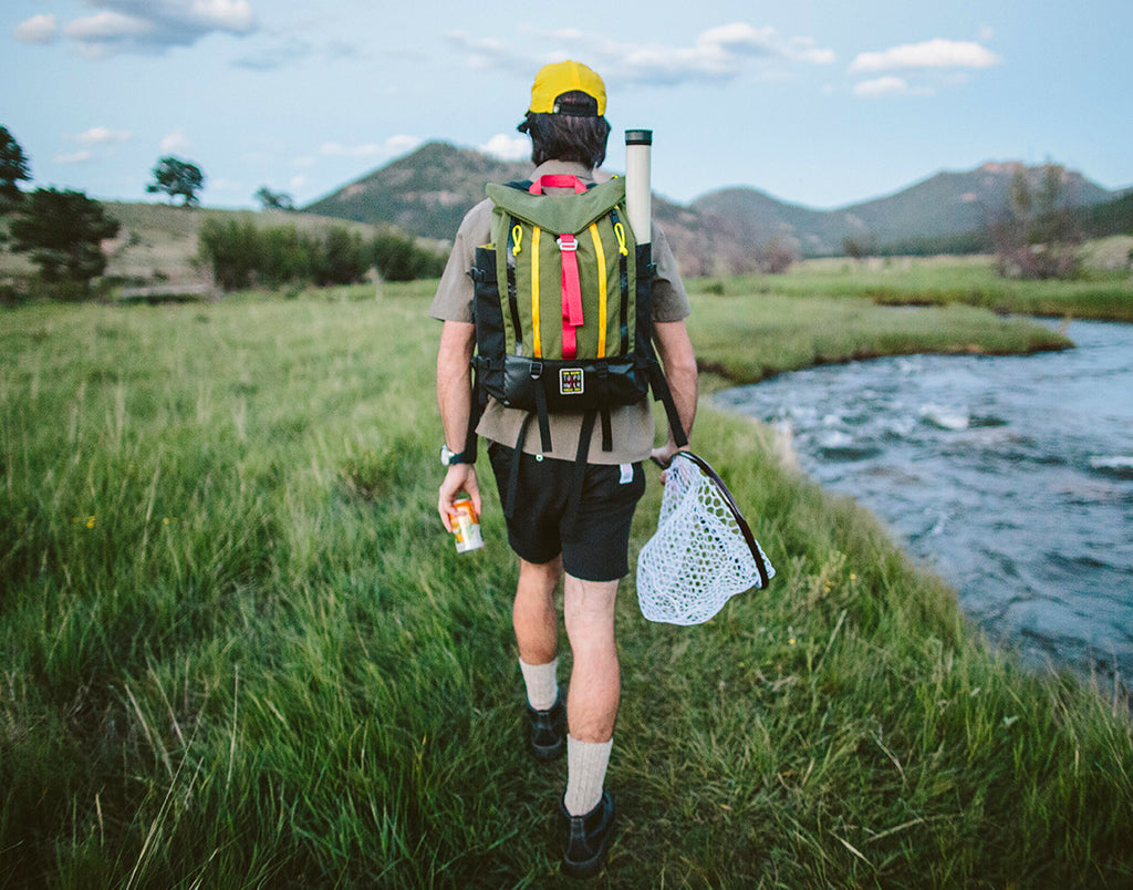 Topo X Howler Mountain Pack