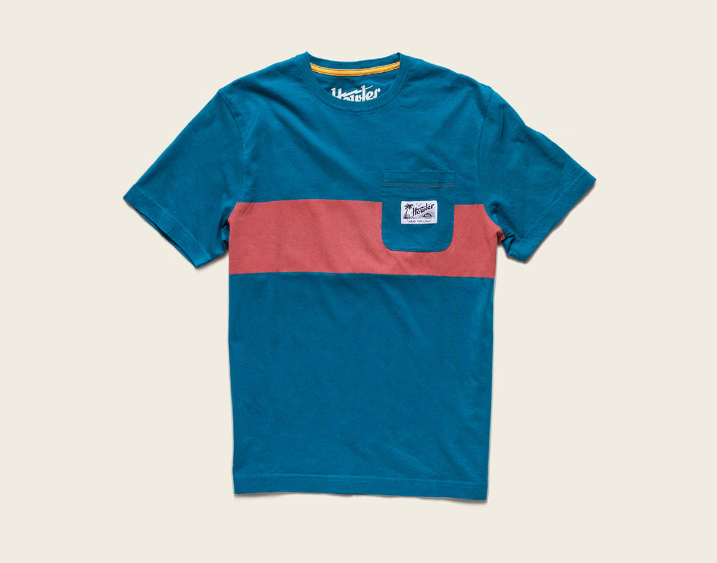 Clean Line Pocket T-Shirt