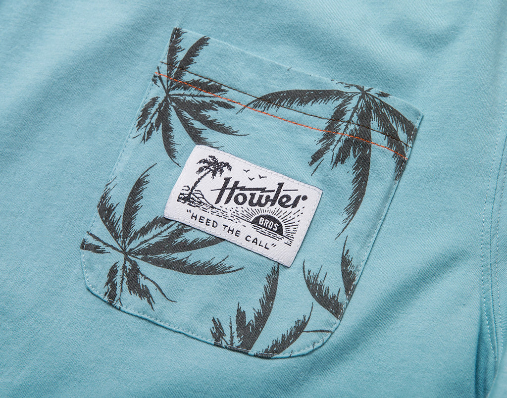 Palm Pocket T-Shirt