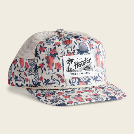 dfc01cd3d5f49 Tiki Time Snapback  30.00