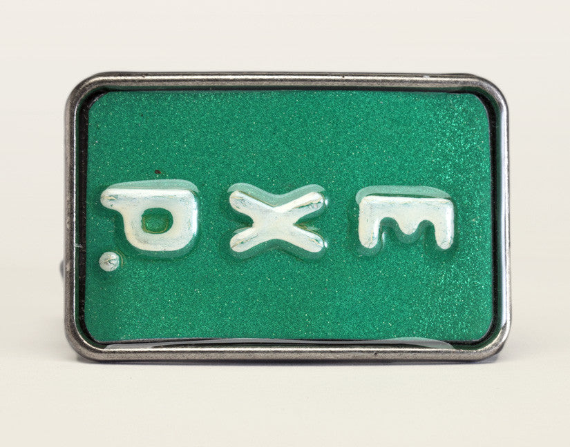 License Tag Buckle - '83 Texas Bay Shrimp