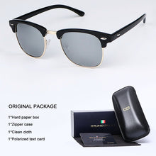 Load image into Gallery viewer, Polarized Retro luxury Sunglasses