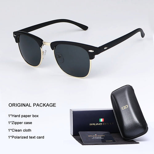 Polarized Retro luxury Sunglasses