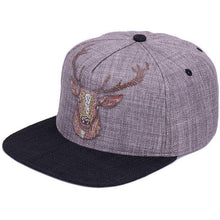 Load image into Gallery viewer, Street style Deer snap-back