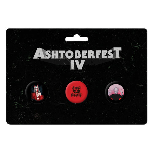 ASHTOBERFEST IV BUTTON PACK