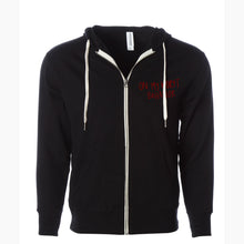 Load image into Gallery viewer, SHE-DEVIL ZIP-UP HOODIE