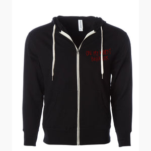 SHE-DEVIL ZIP-UP HOODIE