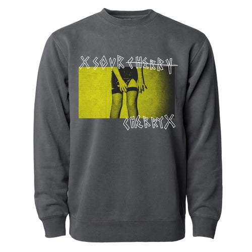 LIMITED EDITION xSOURCHERRYx CREWNECK