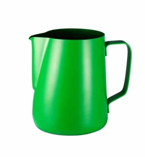 600 ml Green Teflon Milk Jug - Happy Farmer Organics