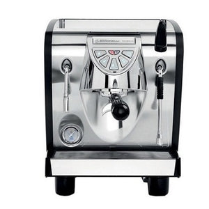 Nuova Simonelli Musica Black Coffee Machine  happyfarmerorganic  happyfarmerorganic.myshopify.com Happy Farmer Organics