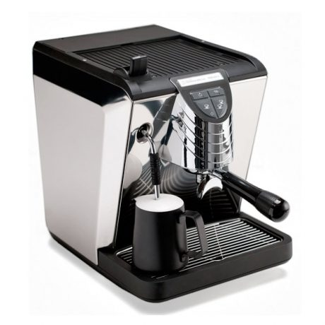 Nuova Simonelli Oscar II Black Coffee Machine - Happy Farmer Organics