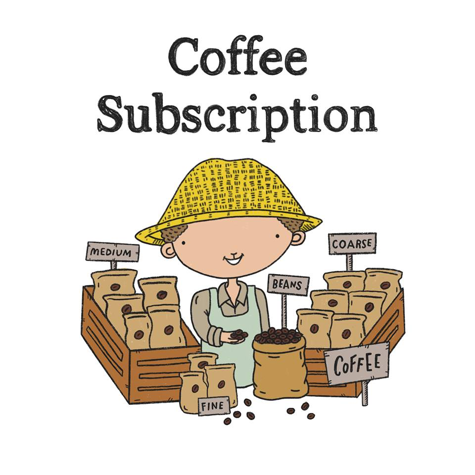 Coffee Subscription - 6 months - Happy Farmer Organics