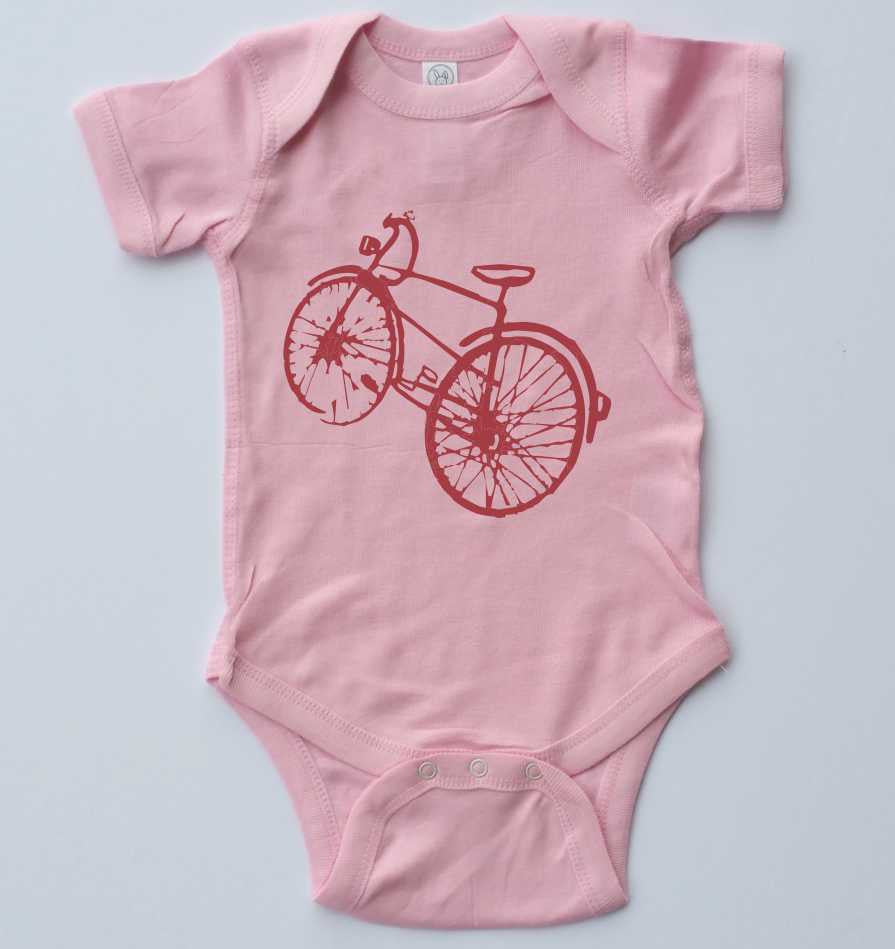 The Bicycle-Baby One-Piece
